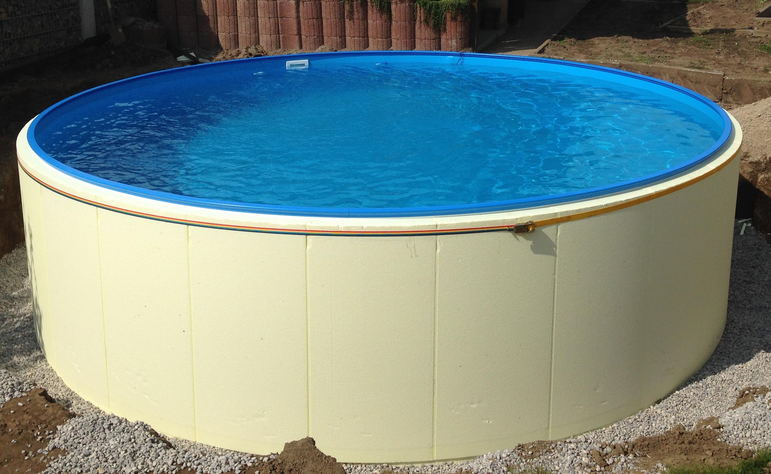 conzero poolsystem ohne beton. Black Bedroom Furniture Sets. Home Design Ideas