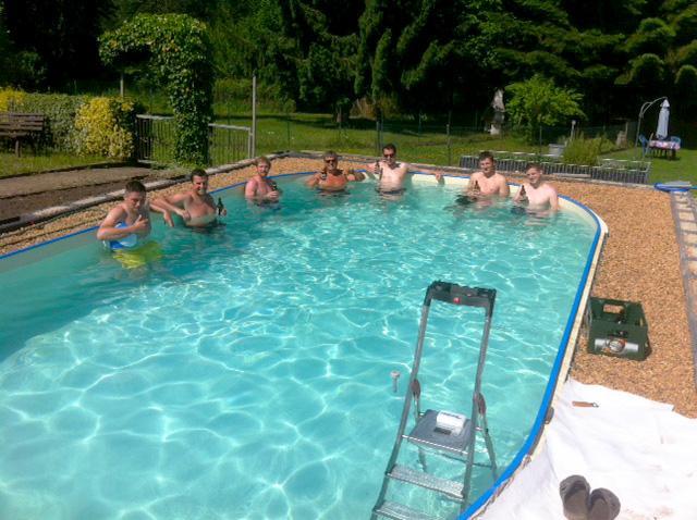 Pool vlies rund en14 kyushucon for Obi stahlwandbecken