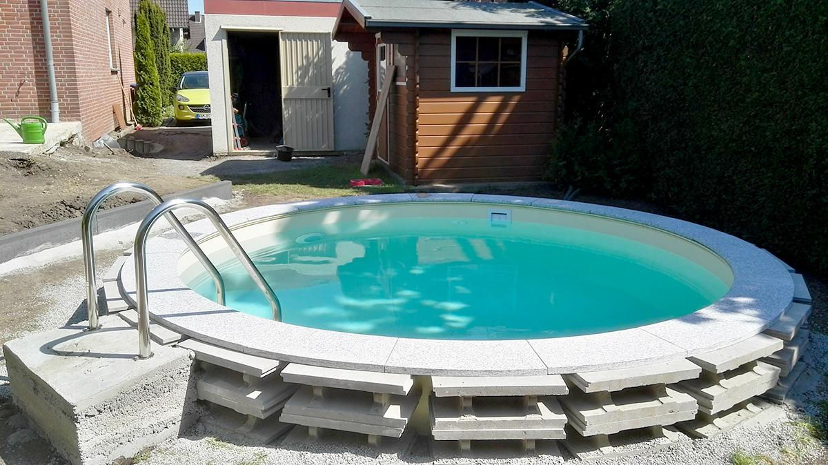 Erfahrungsbericht Conzero Rund Pools Poolakademie Der Pool Shop