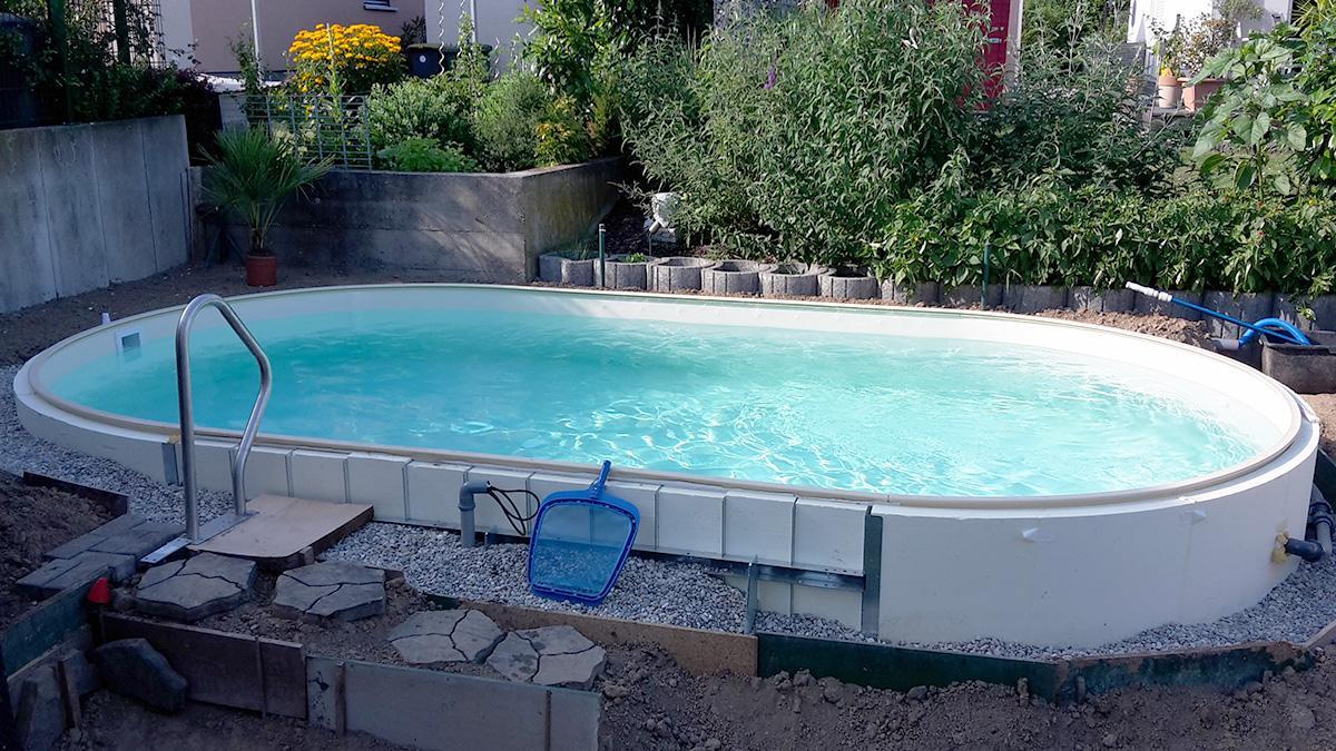 Gut bekannt conZero Kunden Erfahrungsberichte | Poolakademie: Der Pool Shop EU51